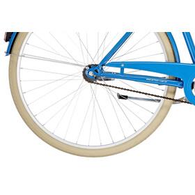 Ortler Detroit - Vélo de ville Femme - Bleu pétrole